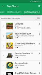 Samsung Galaxy A5 (2017) - Android Nougat - Apps - Installieren von Apps - Schritt 14