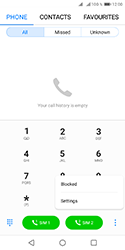 Huawei Y5 (2018) - Voicemail - Manual configuration - Step 4