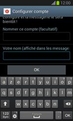 Samsung Galaxy Trend Lite - E-mail - configuration manuelle - Étape 19