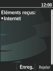 Nokia 301-1 - Internet - Configuration automatique - Étape 4