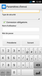 Alcatel One Touch Idol Mini - E-mail - configuration manuelle - Étape 16