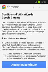 Samsung Galaxy Fame Lite - Internet et roaming de données - Navigation sur Internet - Étape 4