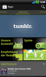 LG Optimus Black - Apps - Herunterladen - 4 / 22