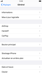 Apple iPhone 7 - iOS 13 - Applications - Comment désinstaller une application - Étape 4