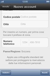 Apple iPhone 4 - Applicazioni - Configurazione del negozio applicazioni - Fase 15