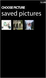 HTC 7 Trophy - E-mail - E-mails verzenden - Stap 9