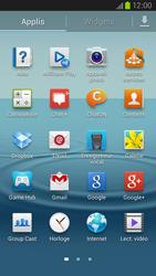Samsung Galaxy S III LTE - Internet et roaming de données - Navigation sur Internet - Étape 3