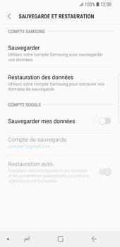 Samsung Galaxy S9 - Aller plus loin - Gérer vos données depuis le portable - Étape 9