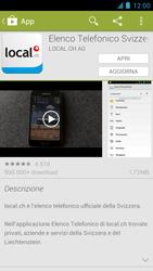 Alcatel One Touch Idol - Applicazioni - Installazione delle applicazioni - Fase 8