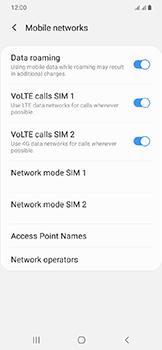 Samsung Galaxy A20e - Internet - Disable data roaming - Step 6