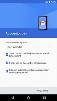 Huawei Google Nexus 6P - E-mail - Account instellen (IMAP zonder SMTP-verificatie) - Stap 23
