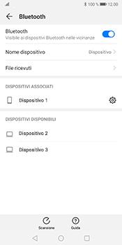 Huawei Mate 10 Pro - Android Pie - Bluetooth - Collegamento dei dispositivi - Fase 8