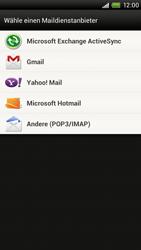 HTC One X - E-Mail - Konto einrichten - 3 / 3