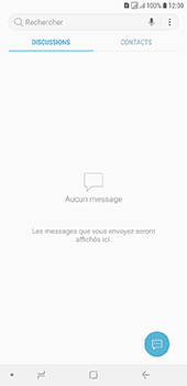 Samsung Galaxy J6 Plus - Contact, Appels, SMS/MMS - Envoyer un SMS - Étape 4