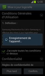 Samsung Galaxy Express - Logiciels - Installation de mises à jour - Étape 11
