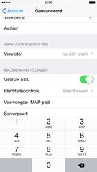 Apple iPhone 6 - E-mail - Handmatig instellen - Stap 26