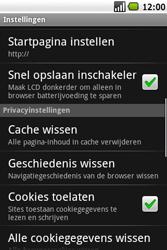 Samsung I7500 Galaxy - Internet - handmatig instellen - Stap 17