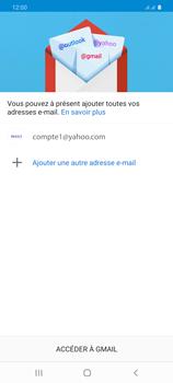 Samsung Galaxy S20+ - E-mails - Ajouter ou modifier votre compte Yahoo - Étape 14