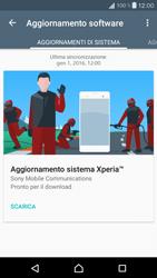 Sony Xperia X Compact - Software - Installazione degli aggiornamenti software - Fase 7