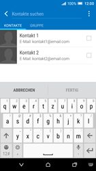 HTC One A9 - E-Mail - E-Mail versenden - 2 / 2