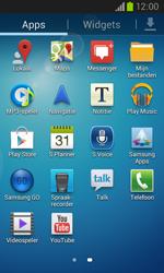 Samsung I8260 Galaxy Core - voicemail - handmatig instellen - stap 3