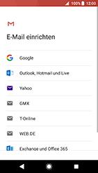 Sony Xperia XA2 - E-Mail - Konto einrichten (gmail) - Schritt 8
