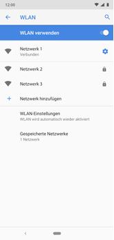 Nokia 6.1 Plus - Android Pie - WLAN - Manuelle Konfiguration - Schritt 9