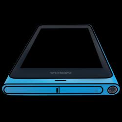 Nokia Lumia 800 - SIM-Karte - Einlegen - Schritt 2
