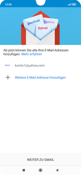 Xiaomi RedMi Note 7 - E-Mail - 032b. Email wizard - Yahoo - Schritt 13
