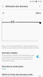 Samsung Galaxy A5 (2017) (A520) - Internet et connexion - Désactiver la connexion Internet - Étape 6