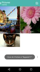 Motorola Moto E (1st Gen) (Lollipop) - Photos, vidéos, musique - Envoyer une photo via Bluetooth - Étape 12