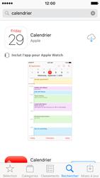 Apple iPhone SE - iOS 10 - iOS features - Supprimer et restaurer les applications iOS par défaut - Étape 11