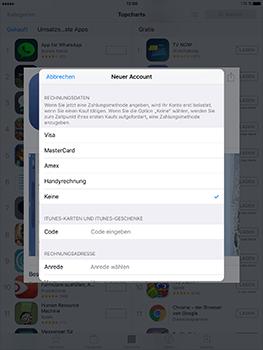 Apple iPad Mini 4 - Apps - Konto anlegen und einrichten - 35 / 35