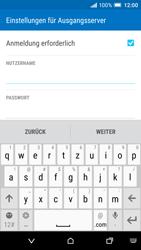 HTC One A9 - E-Mail - Konto einrichten - Schritt 13