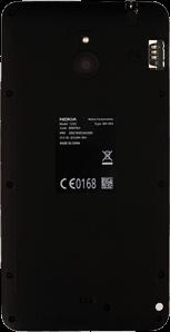 Nokia Lumia 1320 - SIM-Karte - Einlegen - 3 / 7
