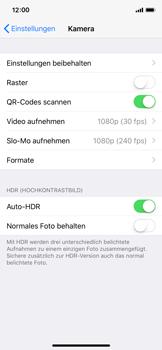 Apple iPhone X - iOS 11 - Kamera – Sofort-QR-Code - 4 / 8