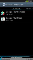 Samsung Galaxy S III LTE - Applicazioni - Come disinstallare un