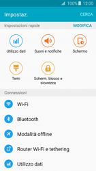 Samsung Samsung Galaxy J3 2016 - WiFi - Configurazione WiFi - Fase 4
