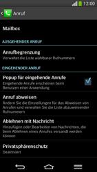 LG G Flex - Anrufe - Anrufe blockieren - 5 / 12