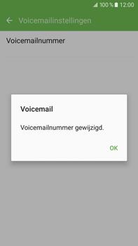 Samsung Galaxy J7 (2016) (J710) - voicemail - handmatig instellen - stap 10