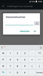 HTC U Play - voicemail - handmatig instellen - stap 9