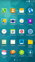 Samsung Galaxy S5 - E-Mail - Konto einrichten (outlook) - 3 / 13