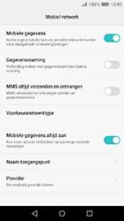 Huawei Y6 (2017) - Internet - Handmatig instellen - Stap 5