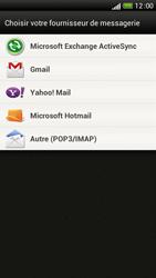 HTC One S - E-mail - Configuration manuelle - Étape 5