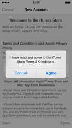Apple iPhone 5s - Applications - setting up the application store - Step 11