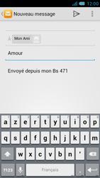 Bouygues Telecom Bs 471 - E-mails - Envoyer un e-mail - Étape 8
