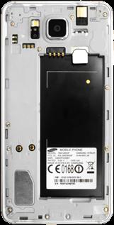Samsung Galaxy Alpha - SIM-Karte - Einlegen - 3 / 6