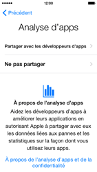 Apple iPhone 5 (iOS 8) - Premiers pas - Créer un compte - Étape 39