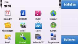 Nokia C6-00 - WLAN - Manuelle Konfiguration - Schritt 3