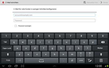 Samsung P5100 Galaxy Tab 2 10-1 - E-Mail - Konto einrichten - Schritt 5